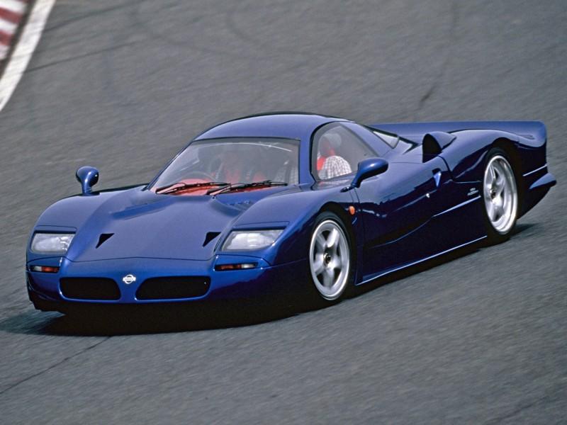 Nissan Racing greatest hits 20