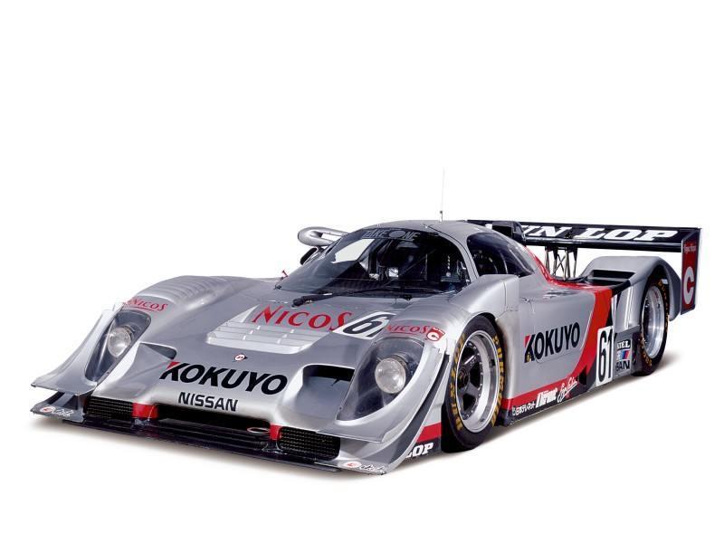 Nissan Racing greatest hits 3