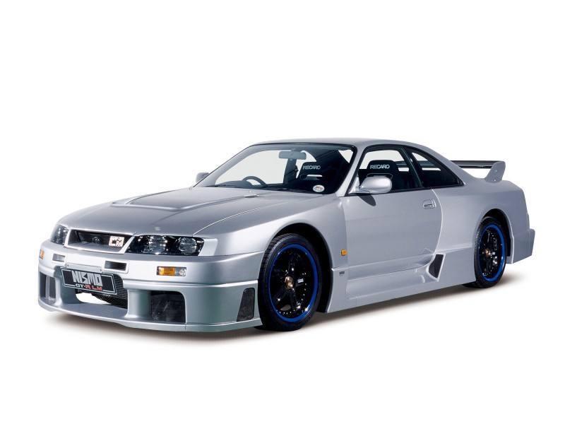 Nissan Racing greatest hits 7
