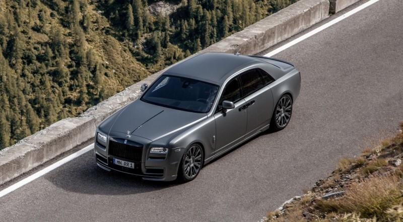 Novitec SPOFEC Rolls-Royce Ghost 25