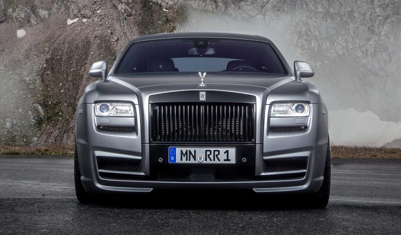 Novitec SPOFEC Rolls-Royce Ghost 28