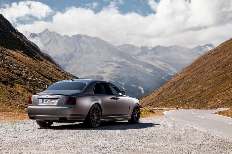 Novitec SPOFEC Rolls-Royce Ghost 34