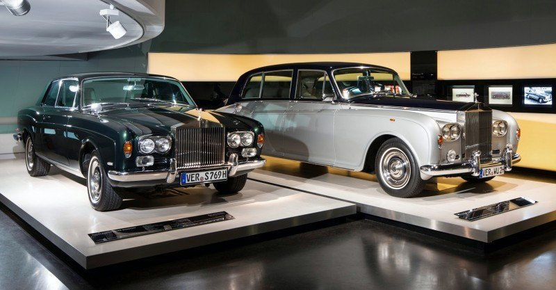 Past and Future Perfect - Rolls-Royce Is Evergreen in 111-Year History - 111 RARE Photos To Celebrate 22