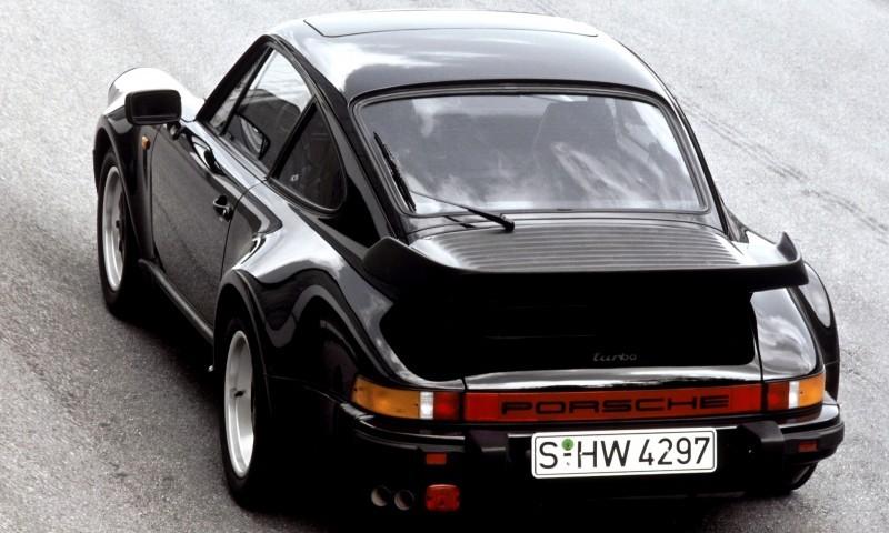 Porsche 911 Turbo Generations 14
