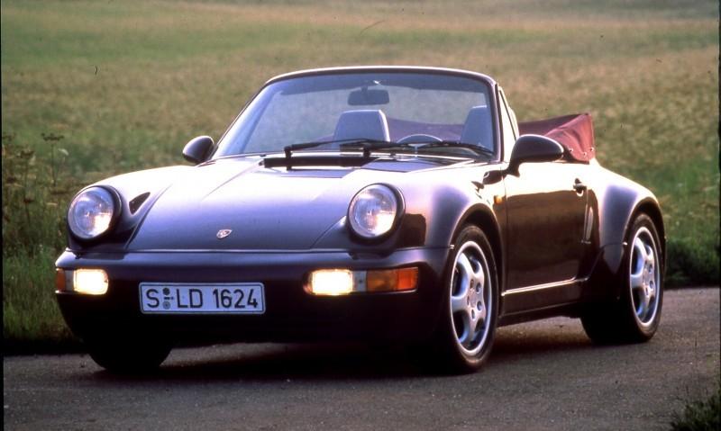 Porsche 911 Turbo Generations 6