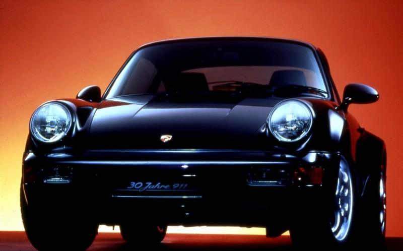 Porsche 911 Turbo Generations 8