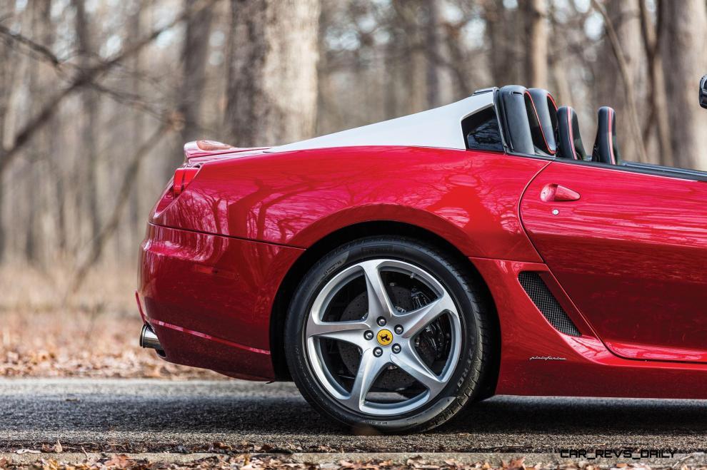 RM Arizona 2016 Preview - 2011 Ferrari 599SA Aperta 11