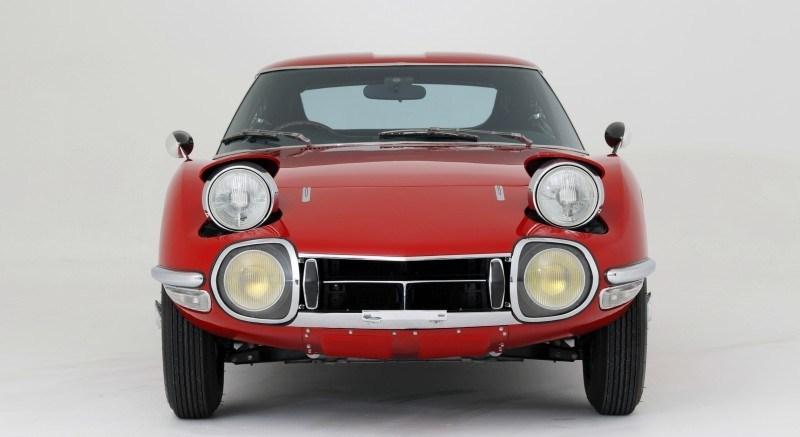 RM Auctions Monaco 2014 Highlights - 1968 Toyota 2000GT Joins Rare Million-Plus Japanese Car Club  17