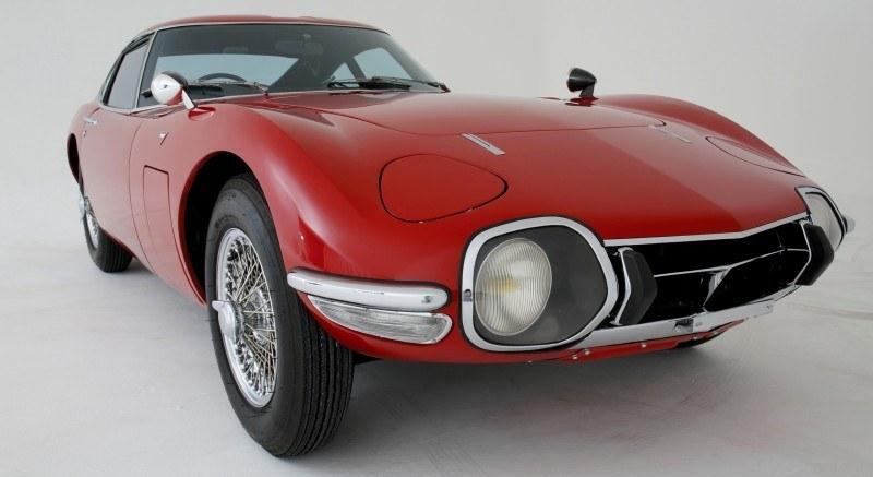 RM Auctions Monaco 2014 Highlights - 1968 Toyota 2000GT Joins Rare Million-Plus Japanese Car Club  25
