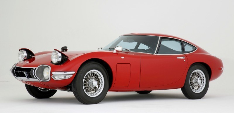 RM Auctions Monaco 2014 Highlights - 1968 Toyota 2000GT Joins Rare Million-Plus Japanese Car Club  26