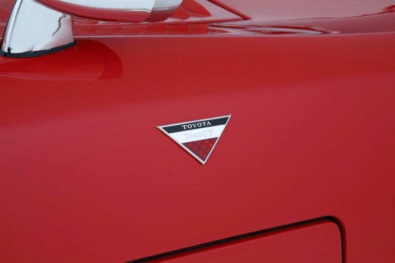RM Auctions Monaco 2014 Highlights - 1968 Toyota 2000GT Joins Rare Million-Plus Japanese Car Club  6