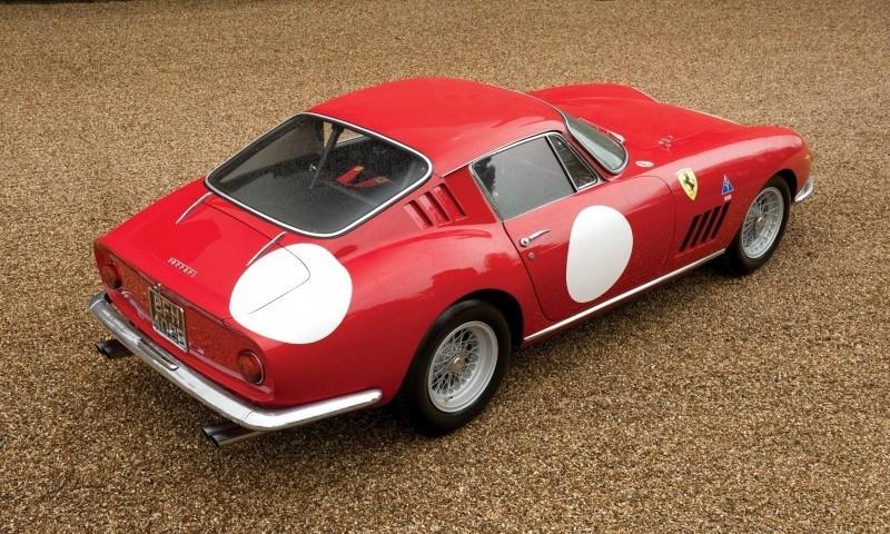 RM Monaco 2014 Highlights - 1966 Ferrari GTB-C 28