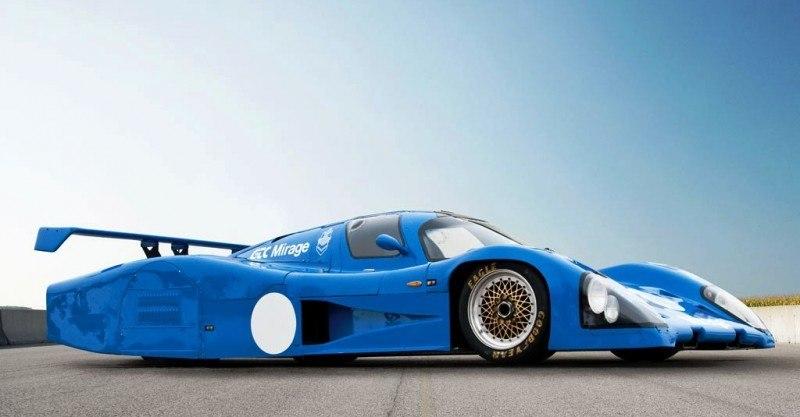 RM Monaco 2014 Highlights - 1982 Mirage M12 Group C Sports Prototype is Aero GT40 11