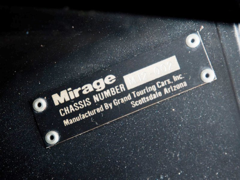 RM Monaco 2014 Highlights - 1982 Mirage M12 Group C Sports Prototype is Aero GT40 14