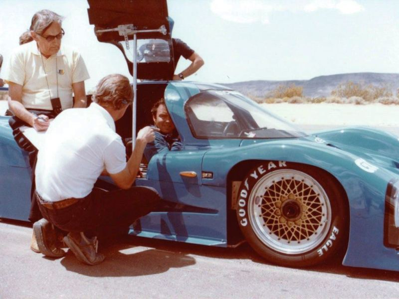 RM Monaco 2014 Highlights - 1982 Mirage M12 Group C Sports Prototype is Aero GT40 21