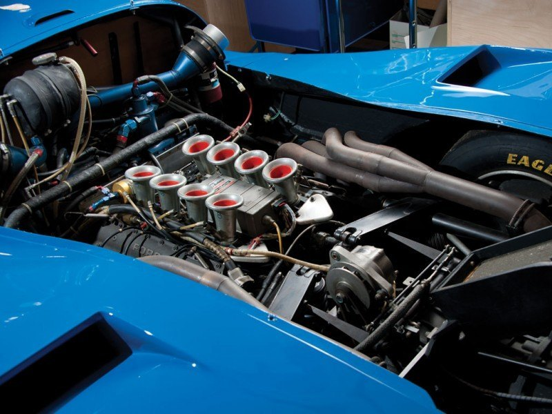RM Monaco 2014 Highlights - 1982 Mirage M12 Group C Sports Prototype is Aero GT40 3