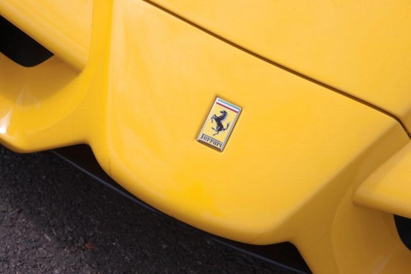 RM Monaco 2014 Highlights - 2003 Ferrari Enzo in Yellow over Black 9