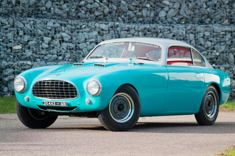 RM Monterey 2014 Preview - 1953 Fiat-Siata 1500 Coupe Speciale 1