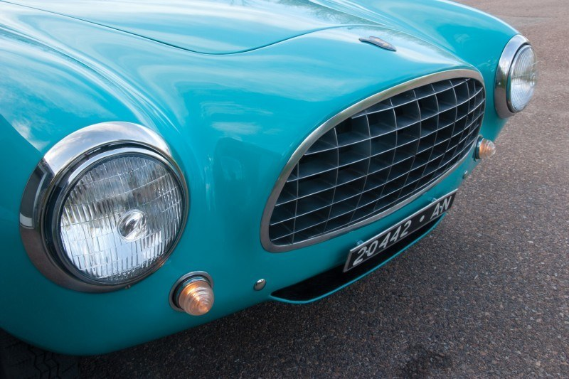 RM Monterey 2014 Preview - 1953 Fiat-Siata 1500 Coupe Speciale 7