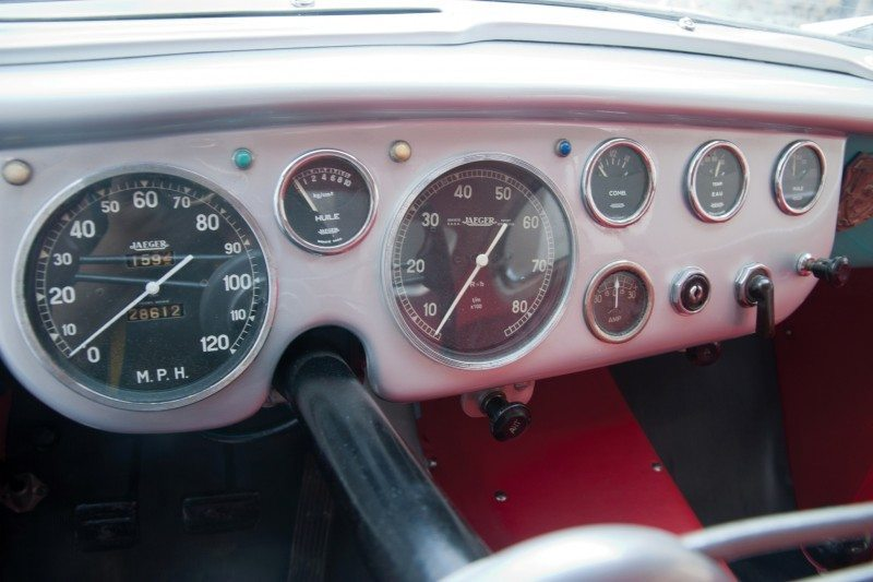 RM Monterey 2014 Preview - 1953 Fiat-Siata 1500 Coupe Speciale 9