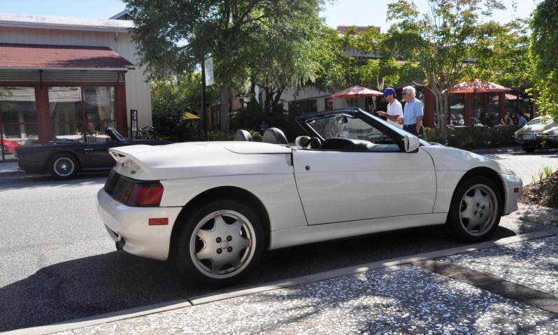 Rare Ragtops - A Pair of Lotus Elans Graced Kiawah Island, SC Cars and Coffee Today 7