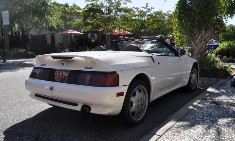 Rare Ragtops - A Pair of Lotus Elans Graced Kiawah Island, SC Cars and Coffee Today 8