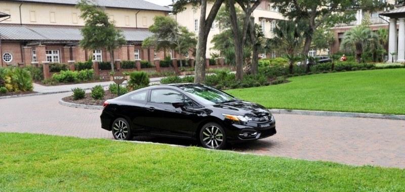 Road Test Review - 2014 Honda Civic EX-L Coupe 104