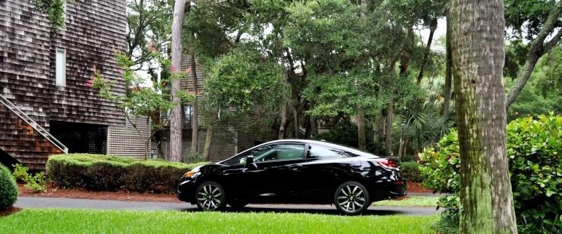 Road Test Review - 2014 Honda Civic EX-L Coupe 154