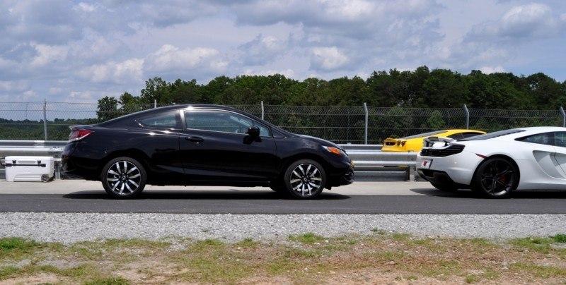 Road Test Review - 2014 Honda Civic EX-L Coupe 60