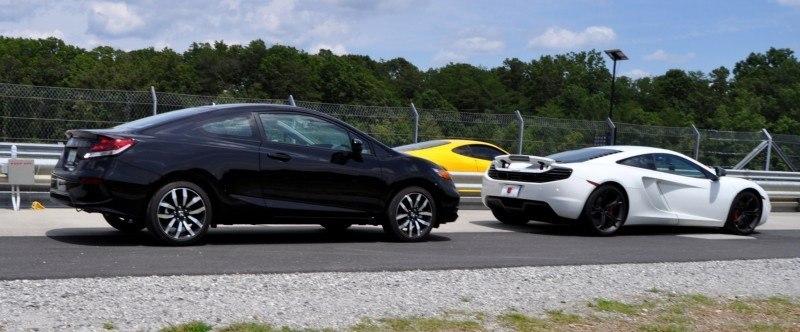 Road Test Review - 2014 Honda Civic EX-L Coupe 62