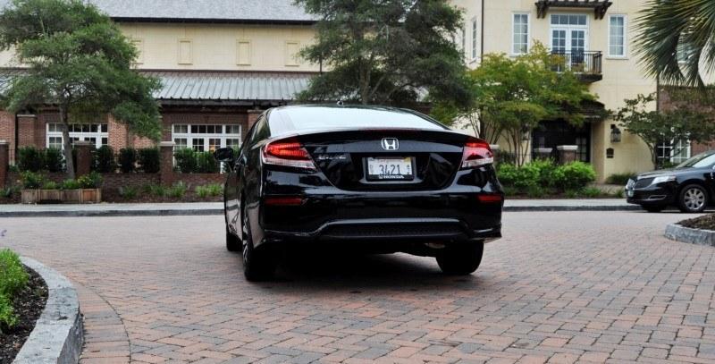 Road Test Review - 2014 Honda Civic EX-L Coupe 90