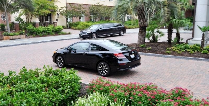 Road Test Review - 2014 Honda Civic EX-L Coupe 92