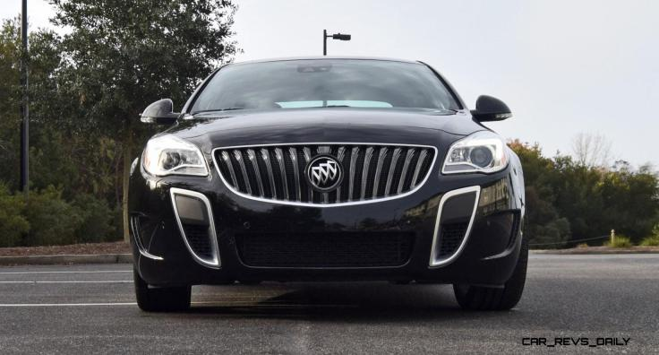 Road Test Review - 2016 Buick REGAL GS 13