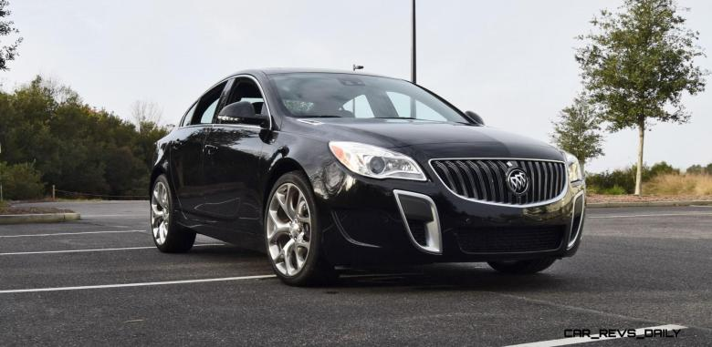 Road Test Review - 2016 Buick REGAL GS 20