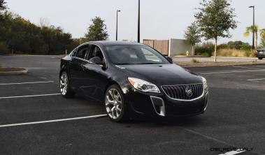 Road Test Review - 2016 Buick REGAL GS 24