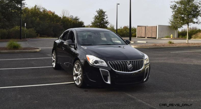 Road Test Review - 2016 Buick REGAL GS 25