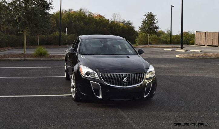 Road Test Review - 2016 Buick REGAL GS 26