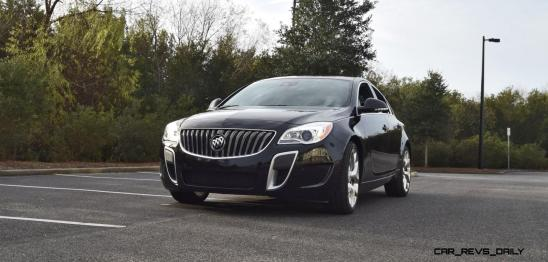 Road Test Review - 2016 Buick REGAL GS 32