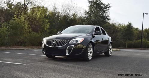 Road Test Review - 2016 Buick REGAL GS 33