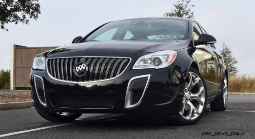 Road Test Review - 2016 Buick REGAL GS 42