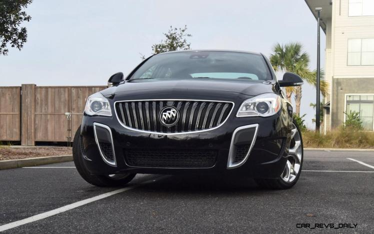 Road Test Review - 2016 Buick REGAL GS 44