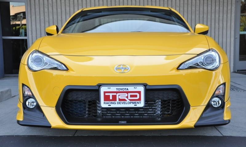 SCION FR-S TRD Project Car Prototype 1