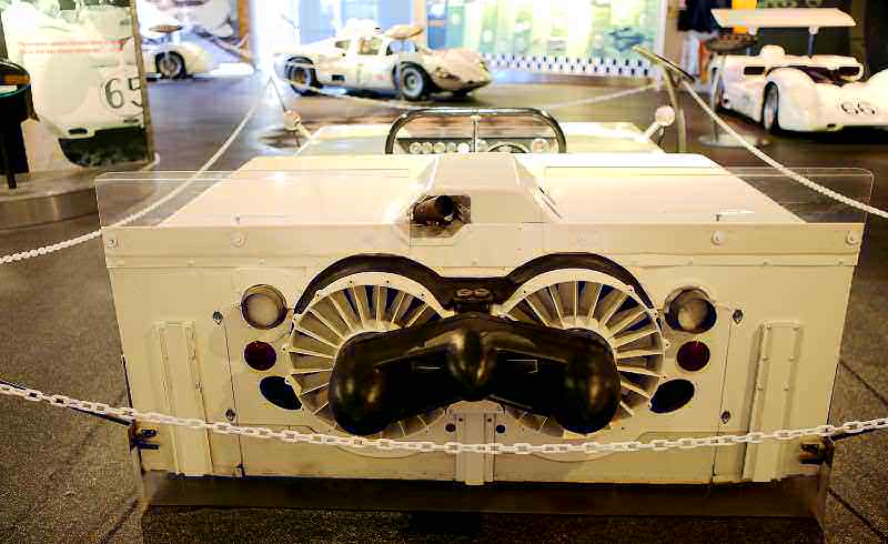 See The Authentic Chaparral 2H and 2J Racecars at the Petroleum Museum in Midland, Texas 18