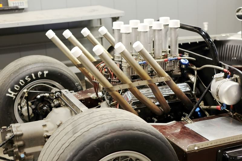 See The Authentic Chaparral 2H and 2J Racecars at the Petroleum Museum in Midland, Texas 3