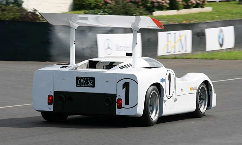 See The Authentic Chaparral 2H and 2J Racecars at the Petroleum Museum in Midland, Texas 35
