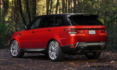 Speculative Renderings - 2017 Range Rover SuperSport With Chop-Top Roofline Overhaul 2