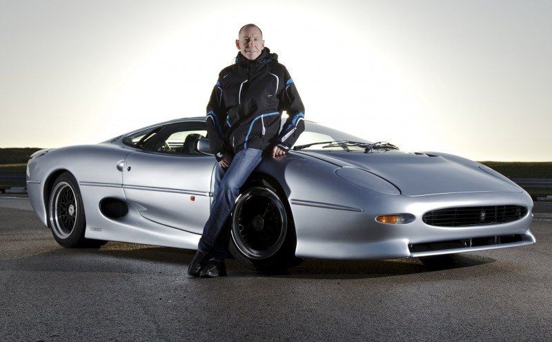 Supercar Icons - 1992 JAGUAR XJ220 Still Enchants the Eye and Mind, 22 Years Later 10
