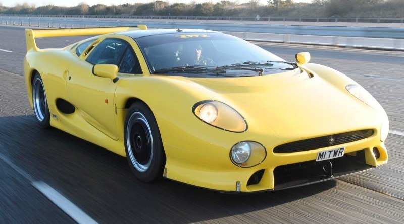 Supercar Icons - 1992 JAGUAR XJ220 Still Enchants the Eye and Mind, 22 Years Later 13