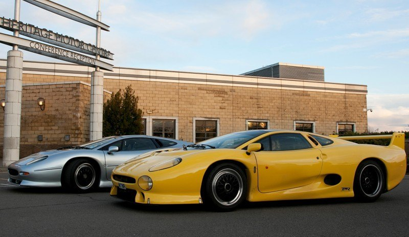 Supercar Icons - 1992 JAGUAR XJ220 Still Enchants the Eye and Mind, 22 Years Later 23