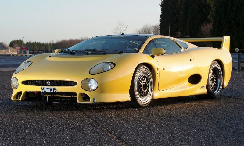 Supercar Icons - 1992 JAGUAR XJ220 Still Enchants the Eye and Mind, 22 Years Later 5